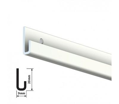 Classic Rail Plus профіль білий 200см