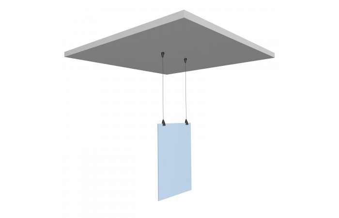 Одиночна система підвісу вивісок Artiteq (4)