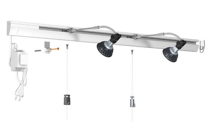 Система з освітленням - Combi Rail Pro Light (12)