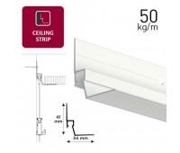 Ceiling Strip профіль білий до армстронгу