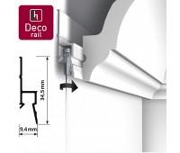 Deco Rail профіль білий 200 см