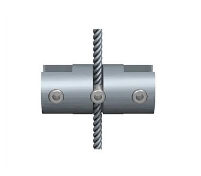 Display It кріплення Clamp подвійний 3-6мм